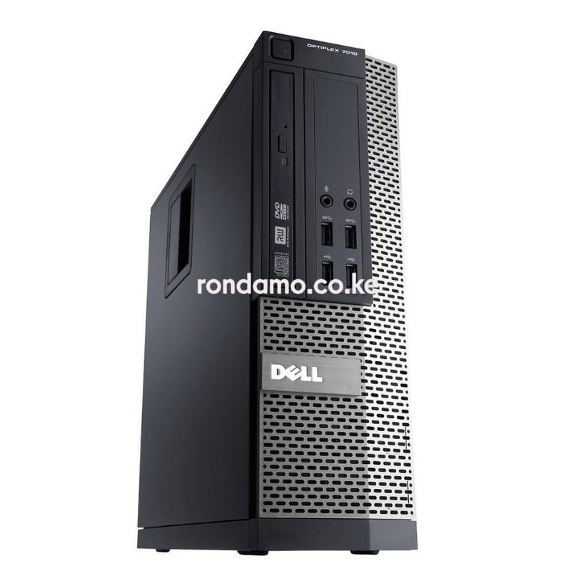 DELL OptiPlex 9020, Intel Core i5 @2.90GHz, 4GB RAM, 500GB HDD plus 19'' monitor3