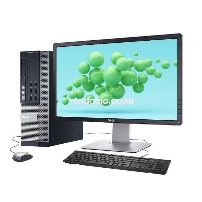 DELL OptiPlex 9020, Intel Core i5 @2.90GHz, 4GB RAM, 500GB HDD plus 19'' monitor4