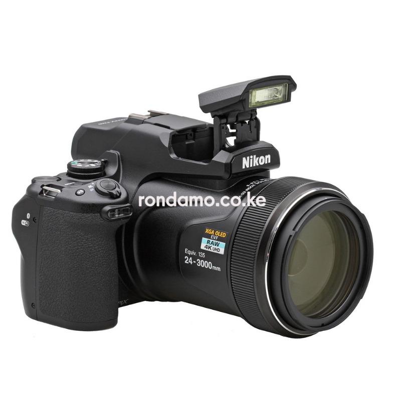 Nikon Coolpix P1000 Digital Camera (24 - 3000mm Lens)2