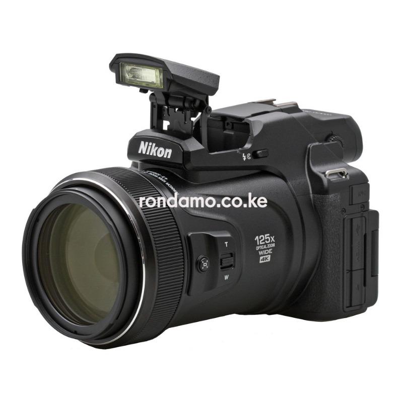 Nikon Coolpix P1000 Digital Camera (24 - 3000mm Lens)4