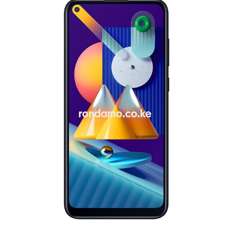 Samsung Galaxy M11 (Black, 3GB RAM, 32GB Storage)2