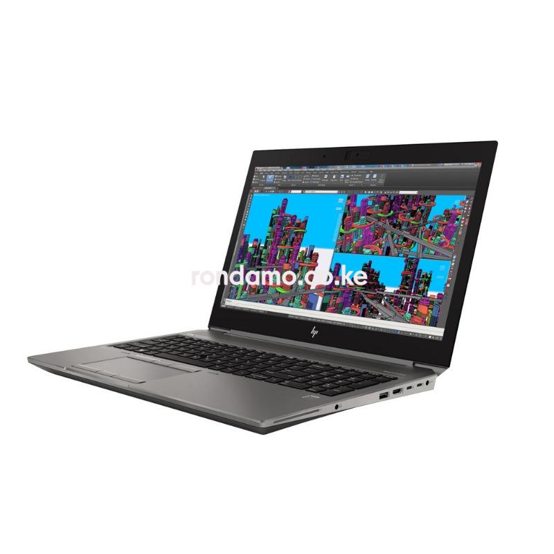 HP ZBOOK 15 G5 | INTEL CORE I7-8850H | 16GB RAM | 512 GB SSD | 3AX13AV4