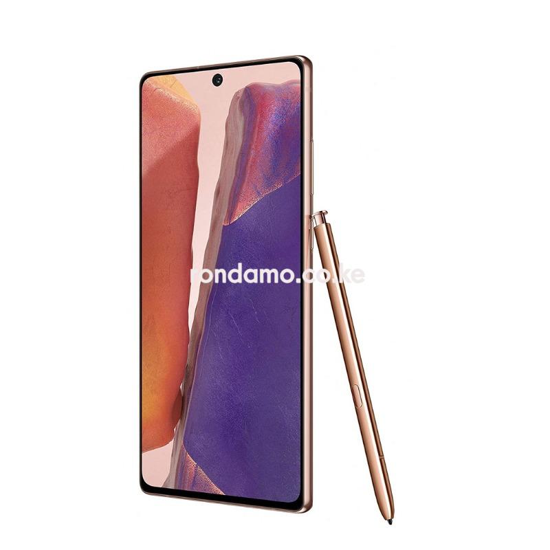 Samsung Galaxy Note 20 ,  8GB RAM, 256GB Storage4