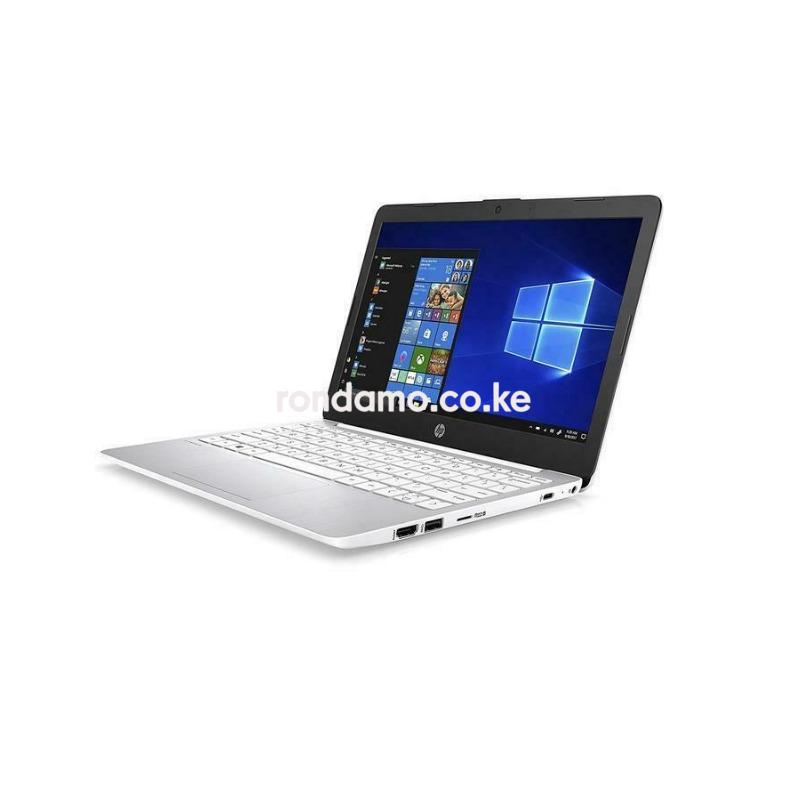 HP Stream 11-Inch Laptop, Intel Celeron N4000 Processor, 4 GB RAM, 32 GB eMMC, Windows 10 2