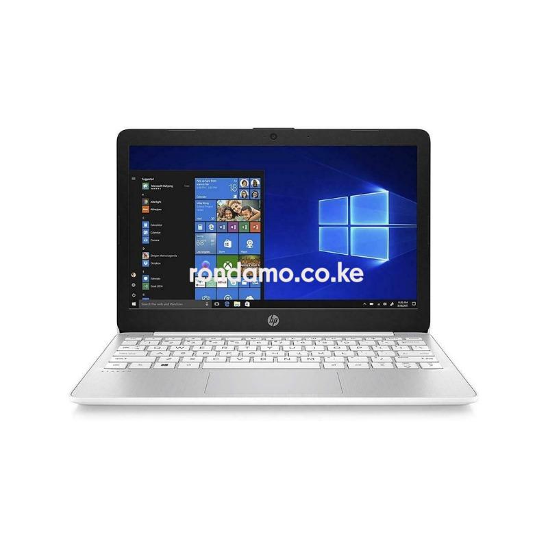 HP Stream 11-Inch Laptop, Intel Celeron N4000 Processor, 4 GB RAM, 32 GB eMMC, Windows 10 3