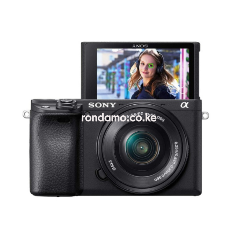 Sony Alpha a6400 Mirrorless Camera & 18-135mm Lens2