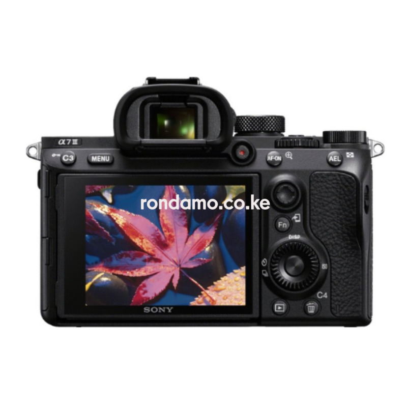 sony a7iii full frame mirrorless camera with fe 28-70mm f3.5-5.6 oss lens 2