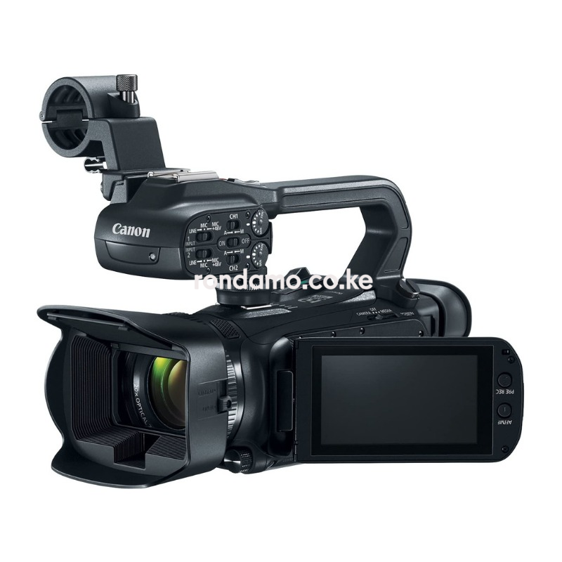 Canon XA15 Compact Full HD Camcorder2