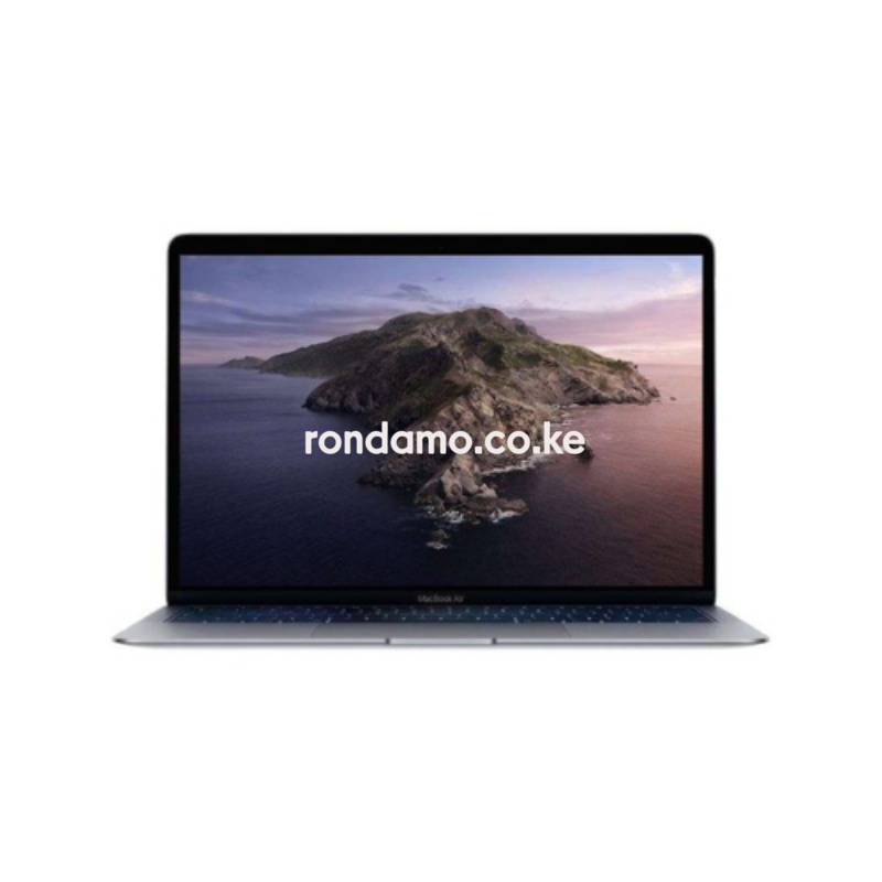apple macbook air core i5 8gb 512gb ssd 13.3 inch macos laptop - grey mvh22b/a2