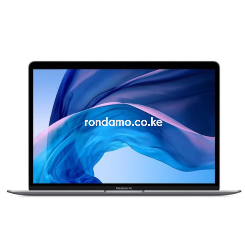 apple macbook air core i5 8gb 512gb ssd 13.3 inch macos laptop - grey mvh22b/a3