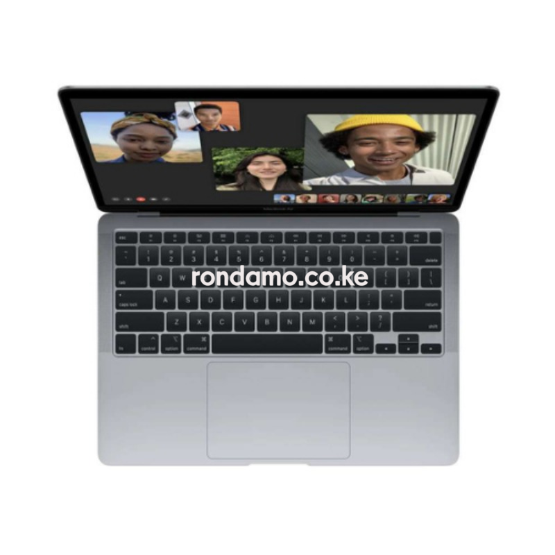 apple macbook air core i5 8gb 512gb ssd 13.3 inch macos laptop - grey mvh22b/a4