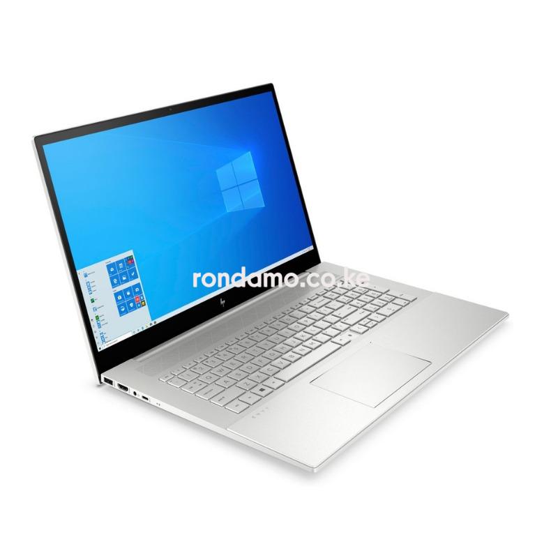 HP Envy 17t ;Intel i7-1065G7, 16GB DDR4, 1TB HD+256GB NVMe SSD, NVIDIA GeForce 4GB GDDR5, Windows 10 Pro  8MX93AV2