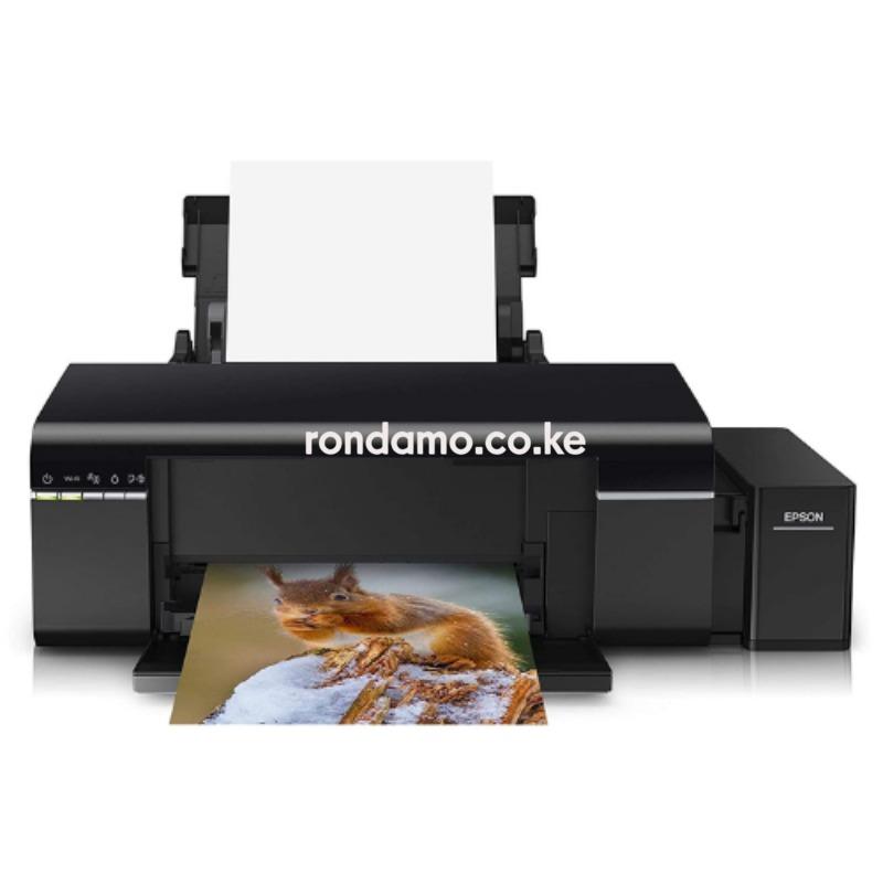 epson l805 single function printer(black)4