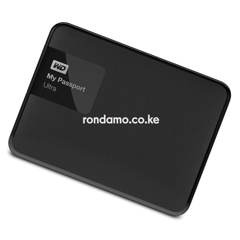 western digital my passport ultra 2tb 2.5 inch external hard drive - black2