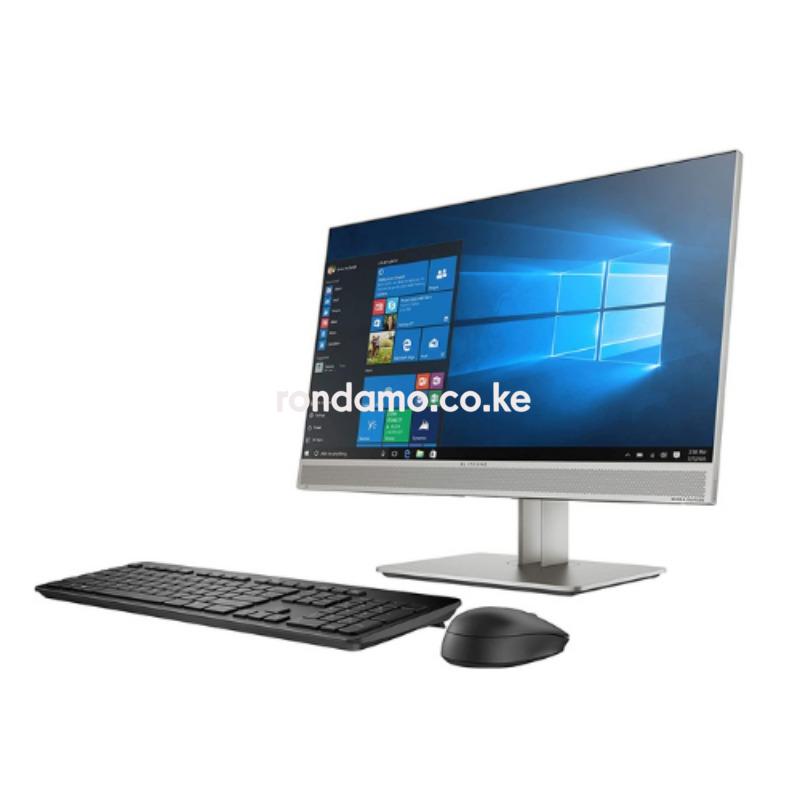 HP EliteOne 800 G5 All-in-One Computer - Core i5 i5-9500 - 8 GB RAM -1000 GB SSD - 23.8