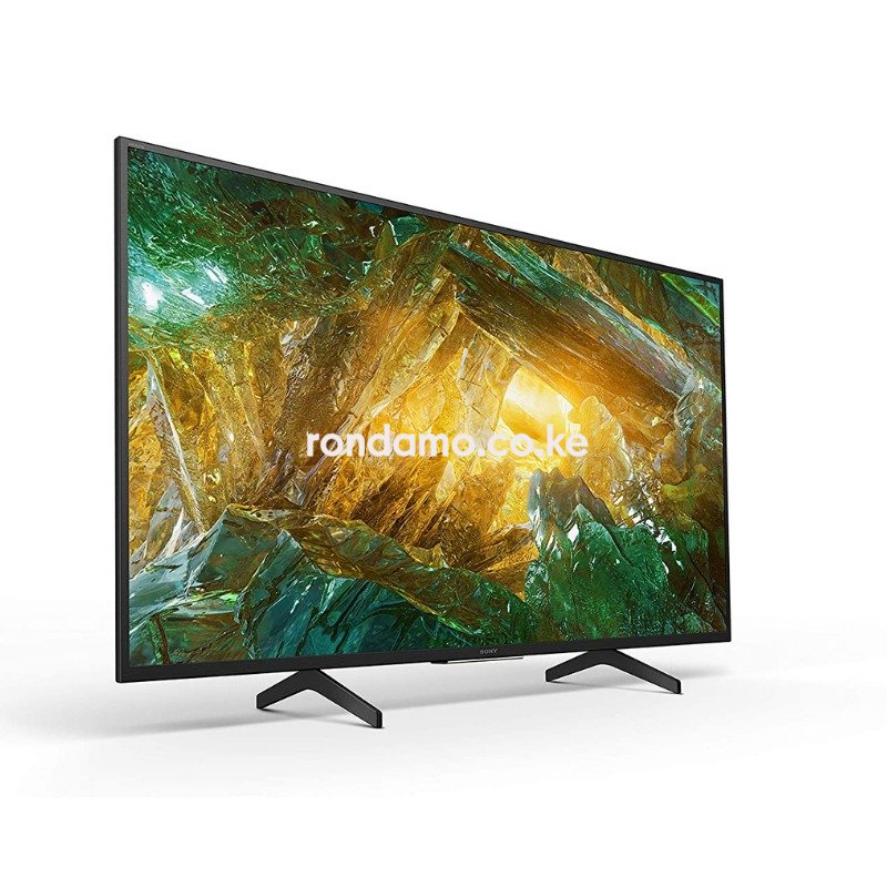 sony 49 inches (49x750h)smart 4k tv2