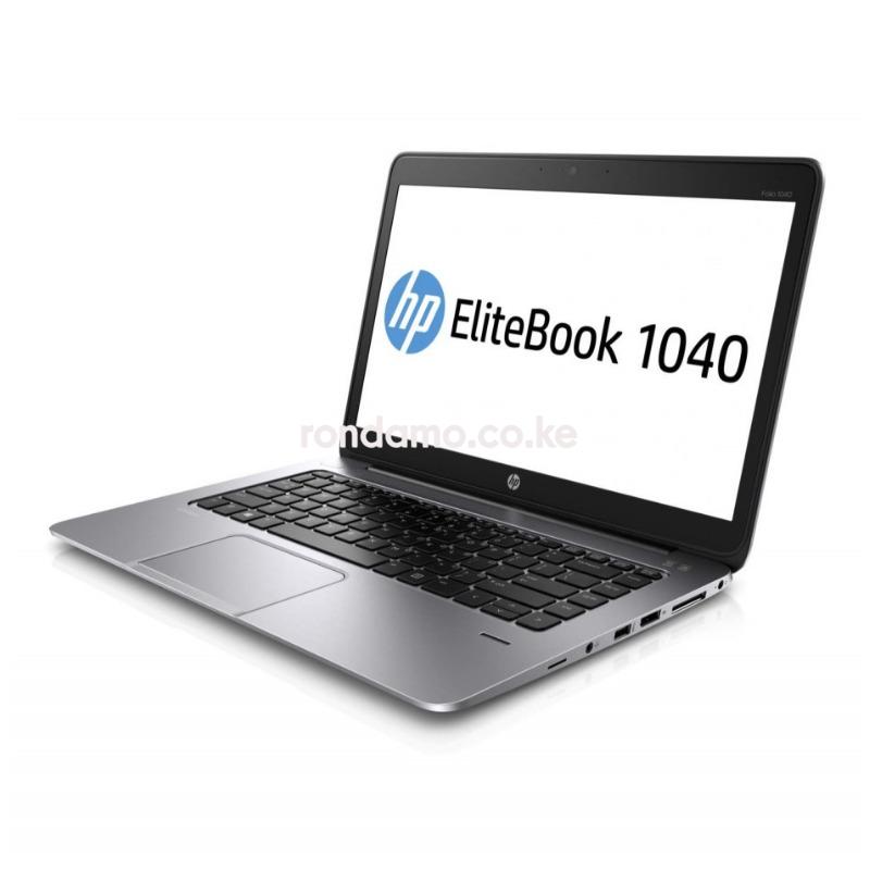 HP Elitebook 1040 G1 Laptop, Intel Core i5-Processor , 8 GB RAM, 256 GB SSD,  Win10 Pro (Refurbished )3
