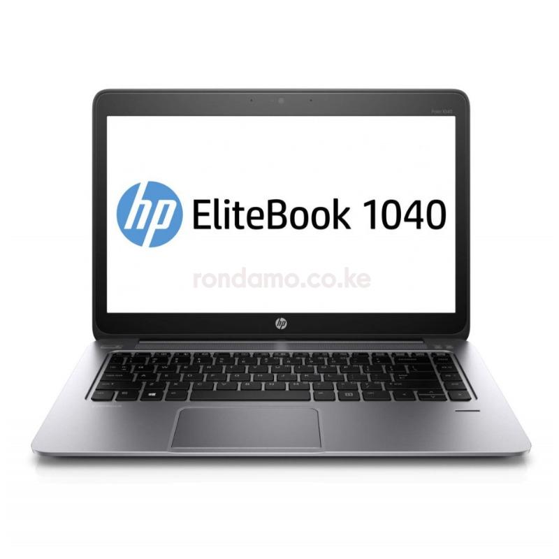 HP Elitebook 1040 G1 Laptop, Intel Core i5-Processor , 8 GB RAM, 256 GB SSD,  Win10 Pro (Refurbished )4