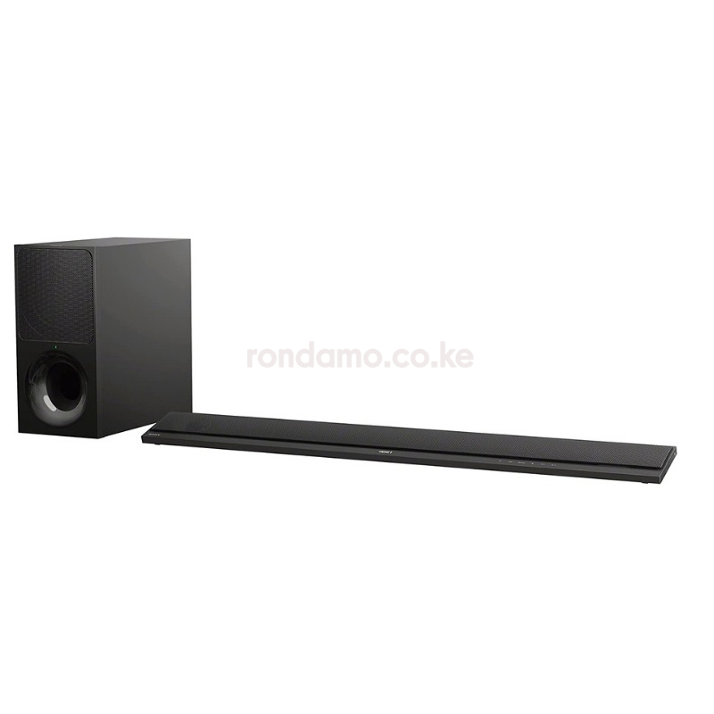 Sony CT800 Powerful sound bar with 4K HDR4