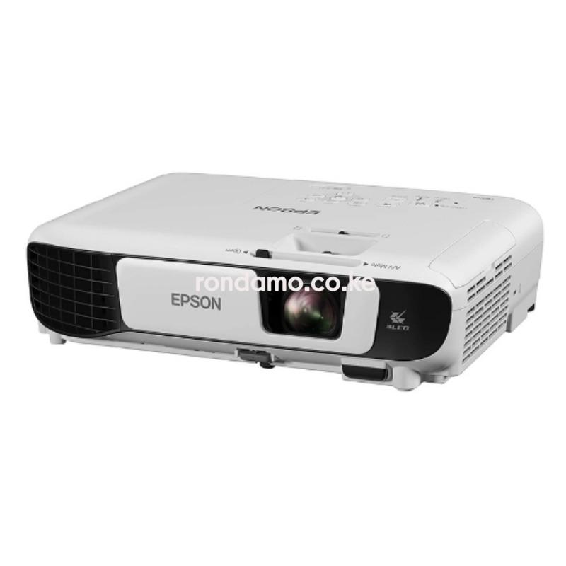 Epson EB-X41 XGA 3LCD WiFi 3,600 Lumen Projector3
