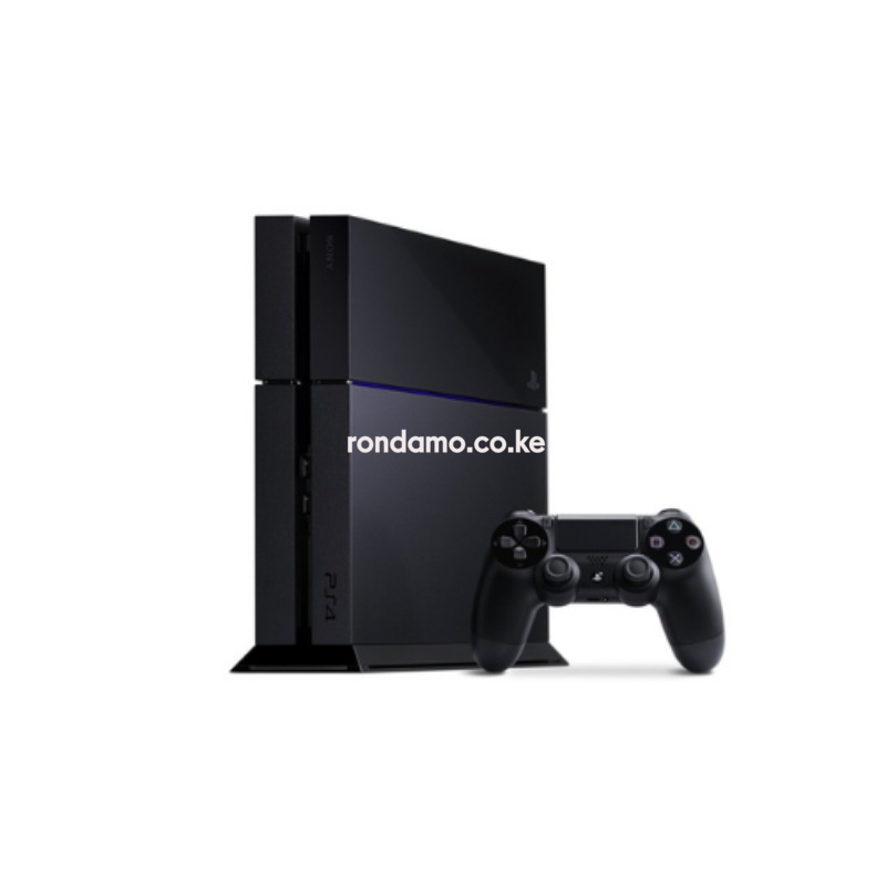 Sony Playstation 4 (PS4) 500GB Storage Gaming Console with  1 Gaming Pad2