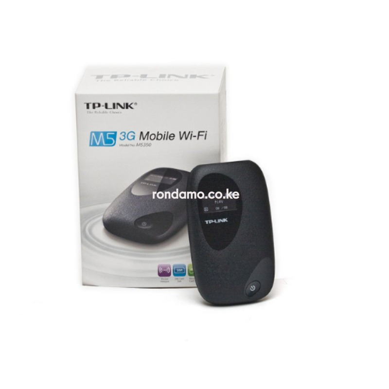 TP Link M5350-3G Portable Mobile WiFi4