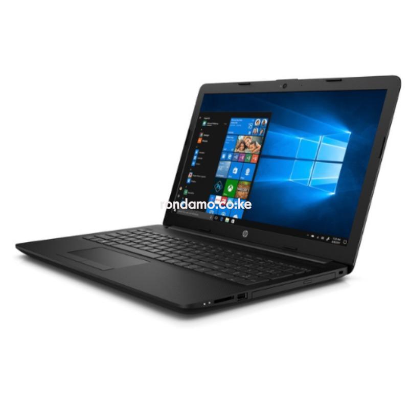 HP 15 NOTEBOOK -DA2030nia INTEL i5-10210U Processor/  8GB RAM /1TB HDD/ DVD-RW JET BLACK WIN 10 (1K1Q1EA)2