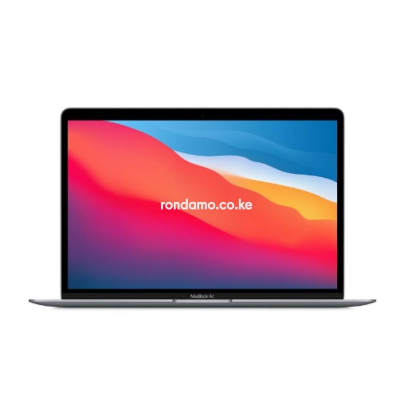 Apple MacBook Air 2020, Apple M1 Chip, 8GB RAM, 256GB SSD, 13.3 Inch in Space Grey, MGN63B/A4