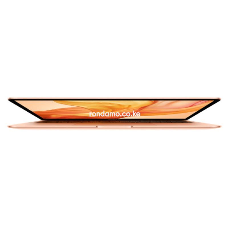 Apple MacBook Air Core i5 8GB RAM  512GB SSD 13.3 Inch MacOS Laptop - Gold MVH52B/A3