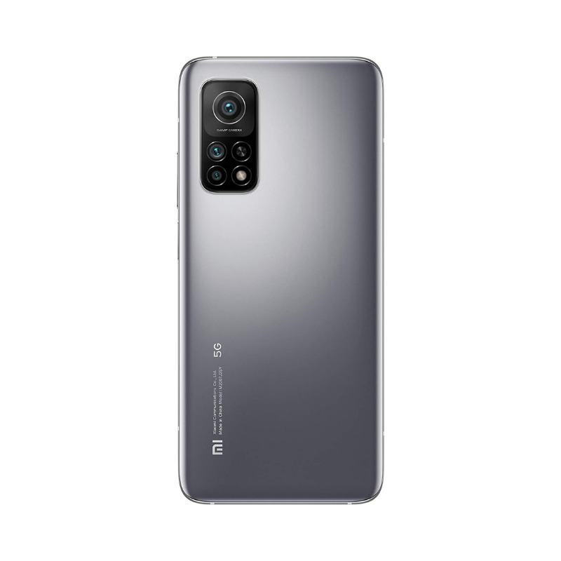 Xiaomi Mi 10T - Smartphone, 6.67 inches DotDispaly, 6 GB + 128 GB, Dual Sim, 5000 mAh, 64MP Triple Rear Camera, Alexa Hands-Free3
