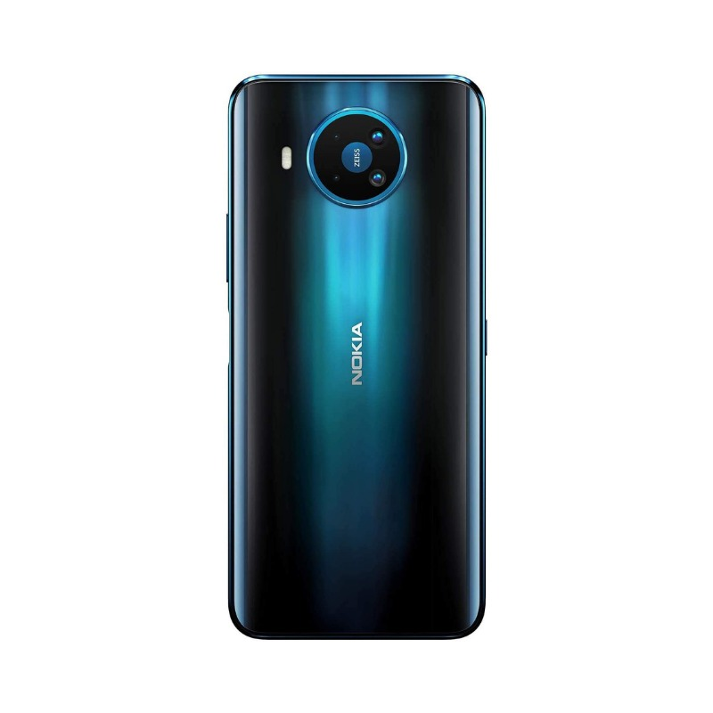 Nokia 8.3 5G Android Unlocked Smartphone with 8/128 GB Memory, Quad Camera, Dual SIM, and 6.81-Inch Screen2