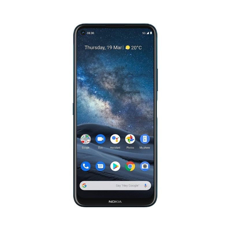Nokia 8.3 5G Android Unlocked Smartphone with 8/128 GB Memory, Quad Camera, Dual SIM, and 6.81-Inch Screen4