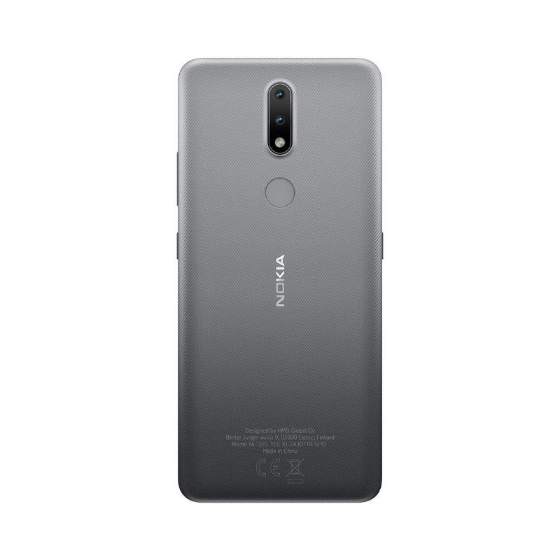 nokia 2.4 - smartphone 64gb, 3gb ram, dual sim, 6.5 inches, 8mp camera3