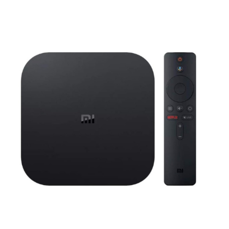 Xiaomi Mi Box S   4K HDR Android TV with Google Assistant Remote Streaming Media Player3
