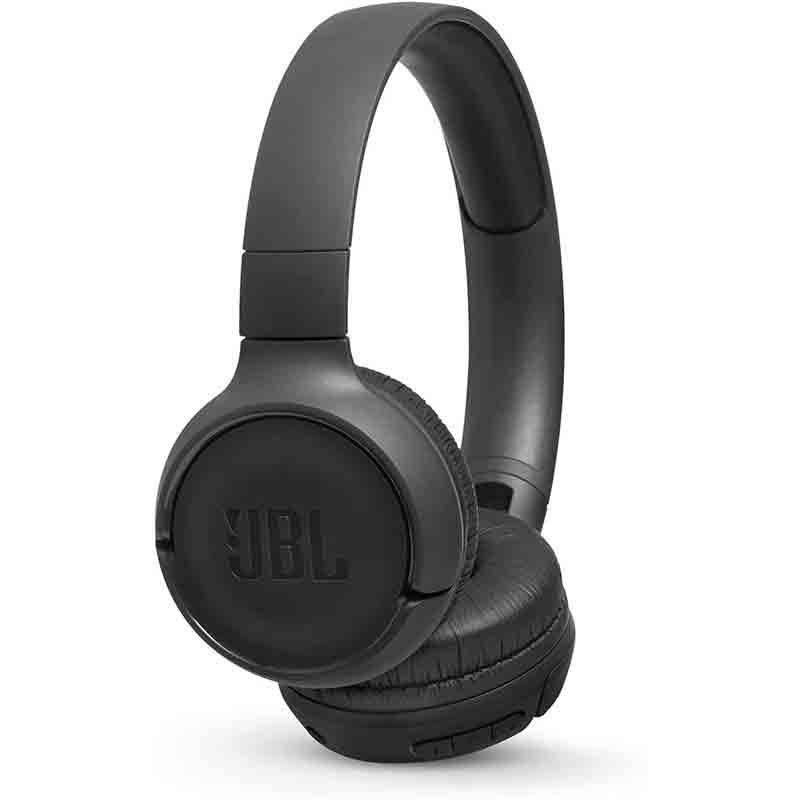 jbl tune 500bt - on-ear wireless bluetooth headphone - black4