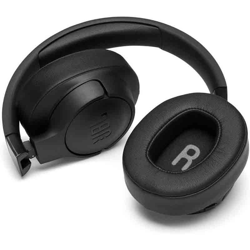 JBL TUNE 750BTNC - Wireless Over-Ear Headphones with Noise Cancellation - Black2