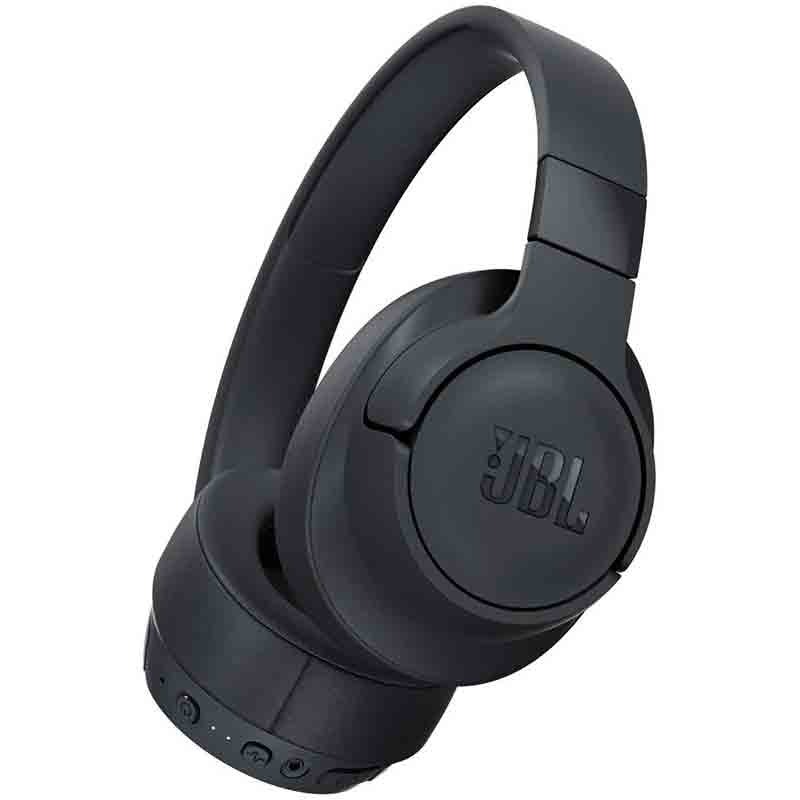 JBL TUNE 750BTNC - Wireless Over-Ear Headphones with Noise Cancellation - Black4