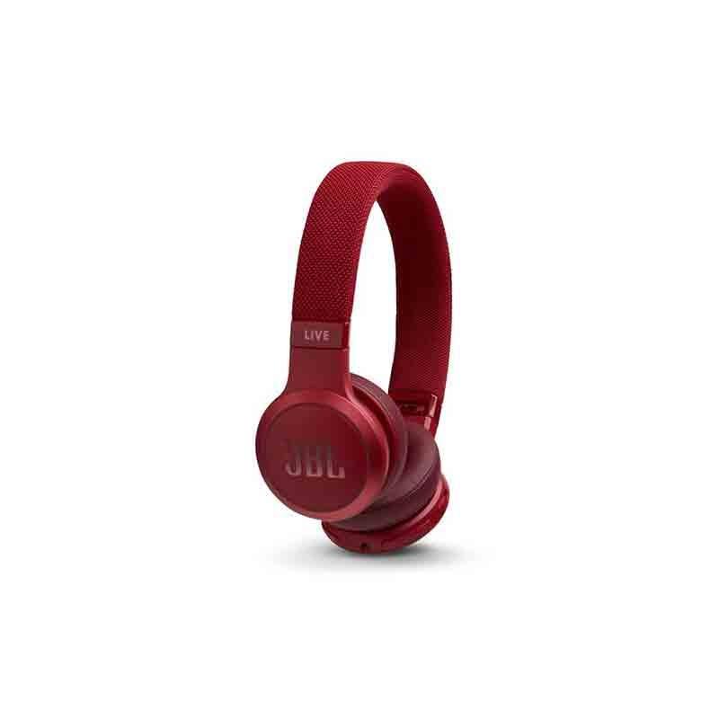 JBL LIVE 400BT, On-Ear Wireless Headphones, Black3