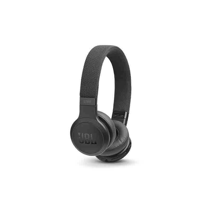 JBL LIVE 400BT, On-Ear Wireless Headphones, Black4