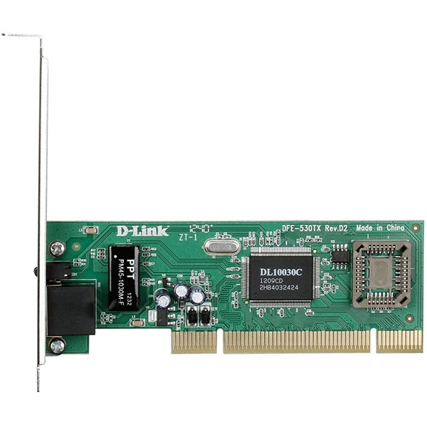 PCI-bus 10/100Mbps Fast Ethernet NIC with WOL (DFE-530TX)3