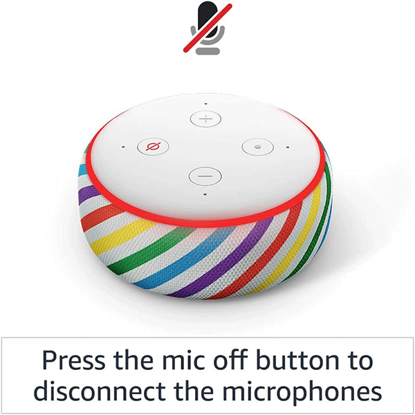 Echo Dot Kids Edition - an Echo designed for children, with parental controls 3