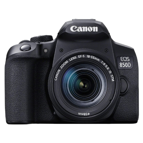Canon EOS 850D 4K Camera (Body Only)4