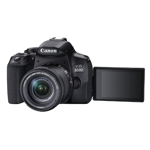Canon EOS 850D 4K Camera (Body Only)3