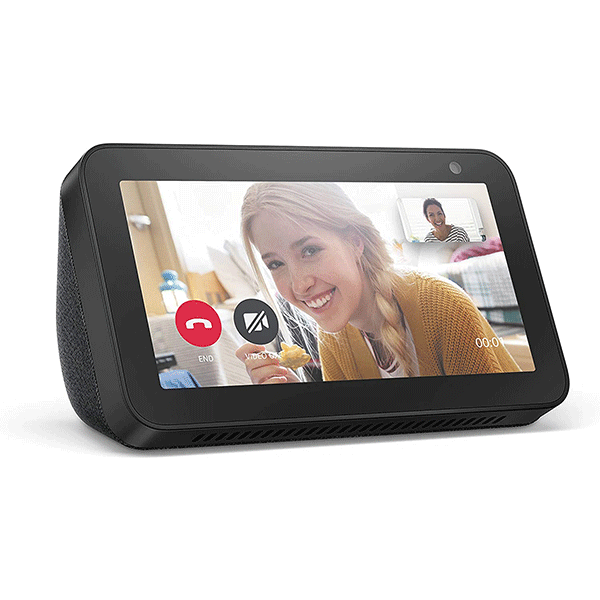 Echo Show 5 - Smart Display with Alexa - Stay Connected with Video Calls 2