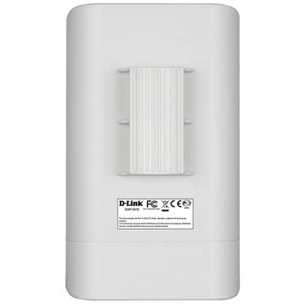 D-Link DAP-3410 300Mbps outdoor IP65 Access point/Bridge/multiple modes with PoE pass through, 5Ghz, 15dBi antenna, high power design 3