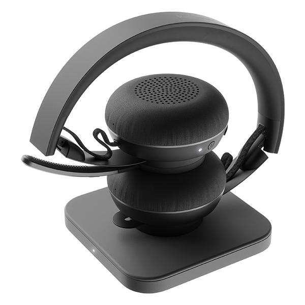 Logitech Wireless with Bluetooth Headset Zone (981-000914)4
