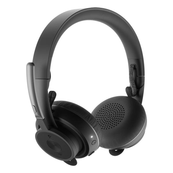 Logitech Wireless with Bluetooth Headset Zone (981-000914)3