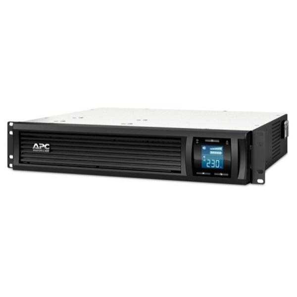 APC Smart-UPS C 3000VA Rack mount LCD 230V (SMC3000RMI2U )3
