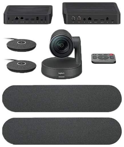 Logitech Rally Plus Ultra-HD Conference Cam - BLACK - USB (960-001242)2