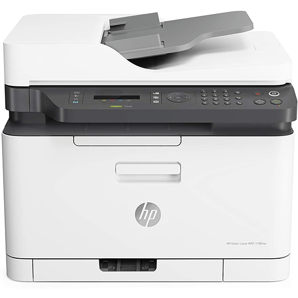 hp color laser 179fnw wireless all in one laser printer with mobile printing & built-in ethernet (4zb97a)2